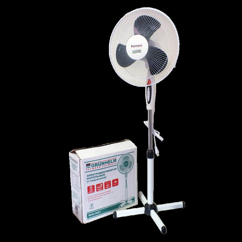 Вентилятор підлоговий GRUNHELM GFS-1611