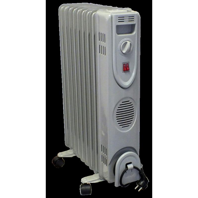 Масляний обігрівач GRUNHELM GR-0920 / 2,0 кВт