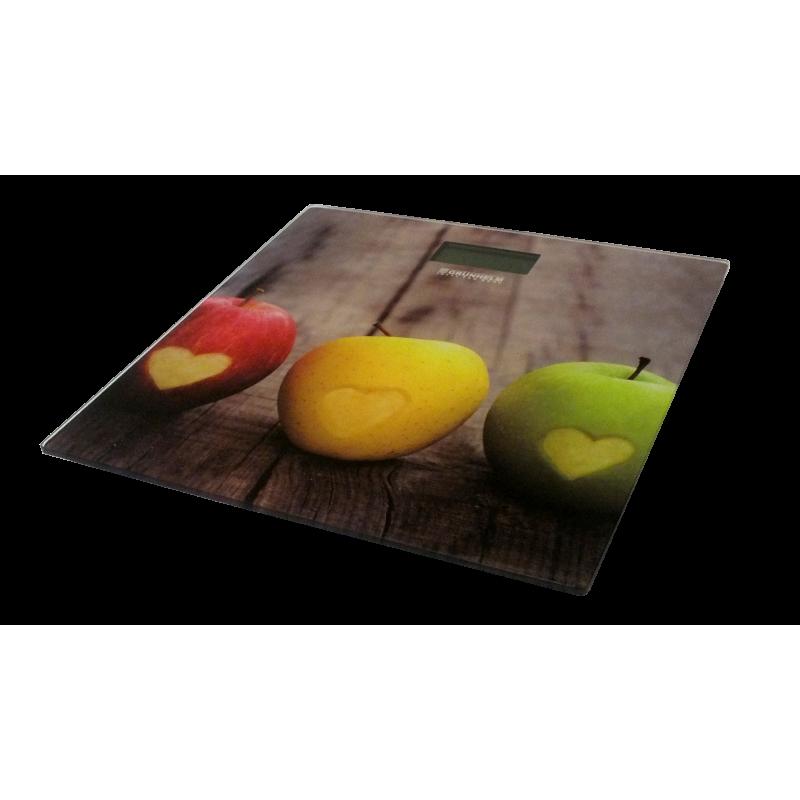Весы для ванной GRUNHELM BES-1AP (Яблоко)