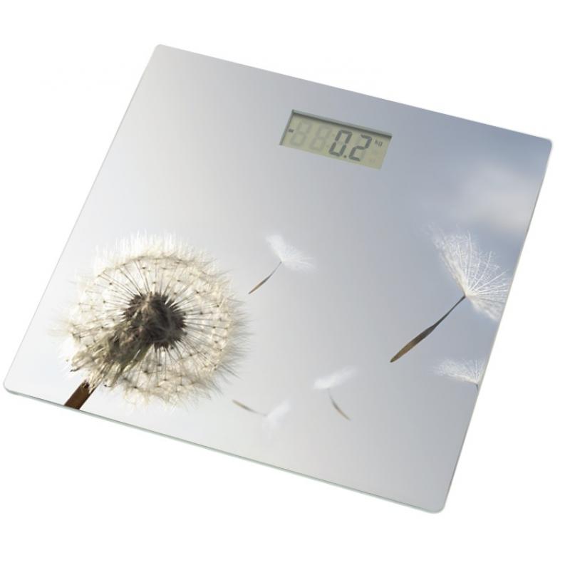 Весы для ванной GRUNHELM BES-BLG (Одуван-серый)