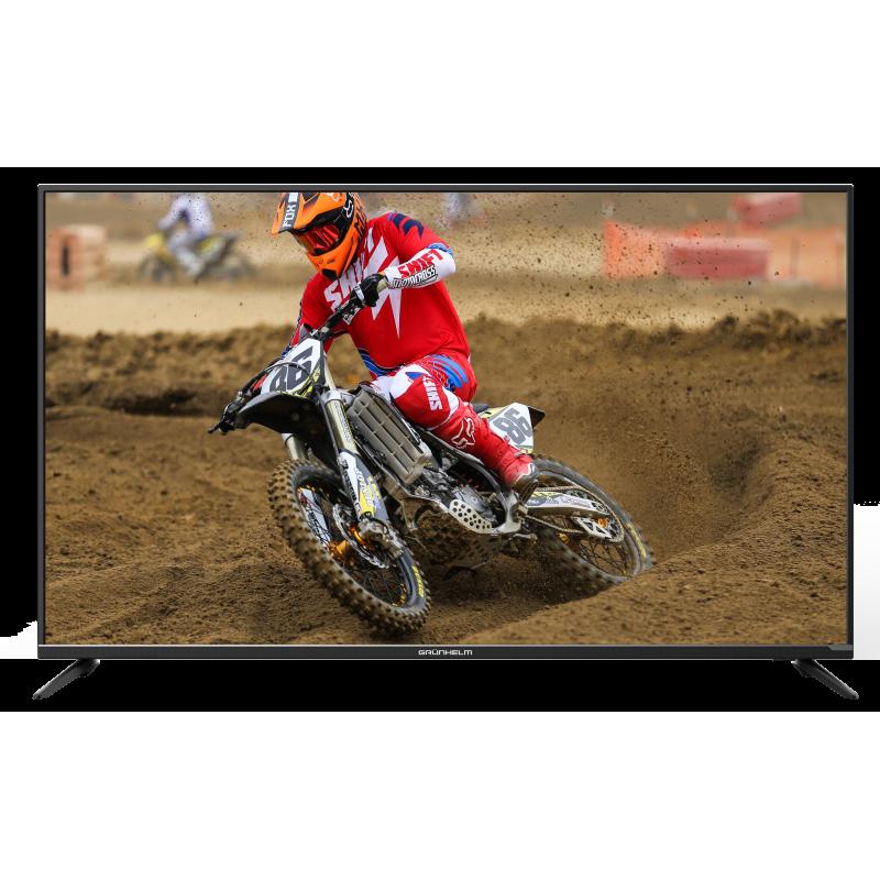 Телевізор GRUNHELM GTV50UHD, UHD (4K) SMART