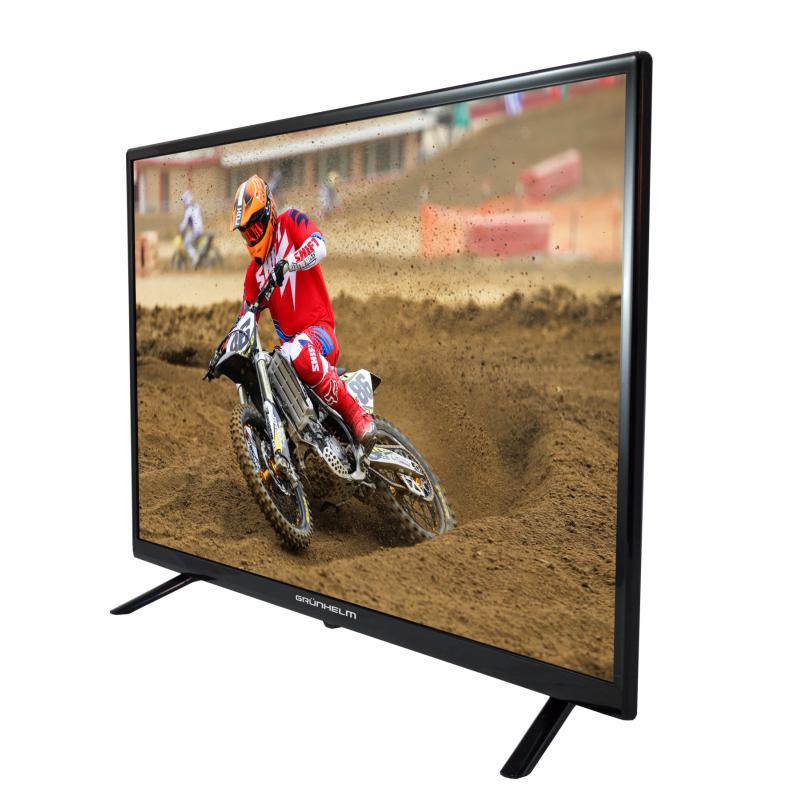 Телевизор GRUNHELM GTV32S02T2, SMART FHD