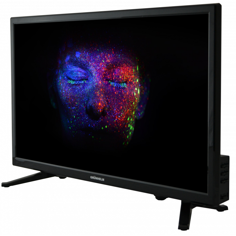 Телевизор GRUNHELM GTV24T2, T2 HD