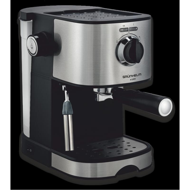 Эспрессо кофеварка GRUNHELM GEC17