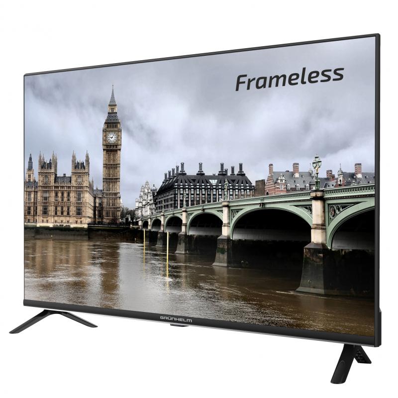 Телевизор GRUNHELM G43FSFL7, frameless, SMART HD