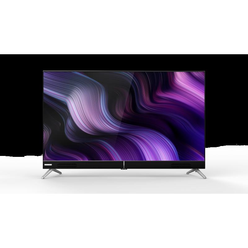 Телевизор GRUNHELM GD32HSFL8, frameless+Soundbar+decor SMART HD