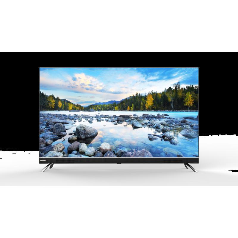 Телевизор GRUNHELM GD43FSFL8, frameless+Soundbar+decor SMART HD