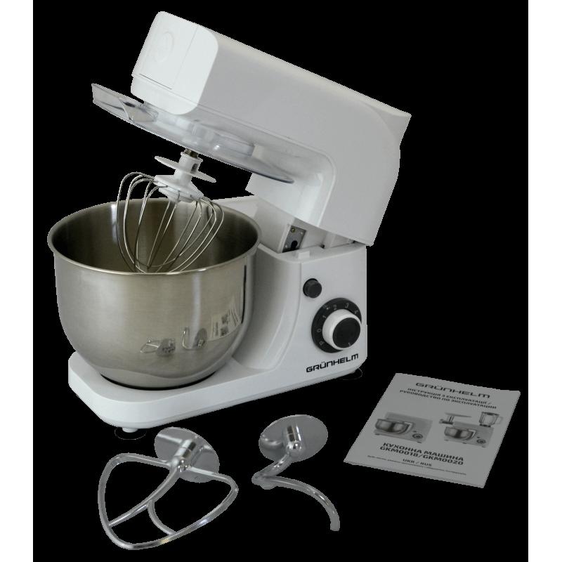 Кухонна машина GRUNHELM GKM0018