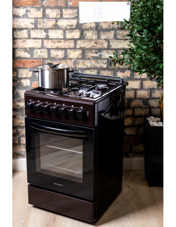 Кухонна плита GRUNHELM FG5612BR