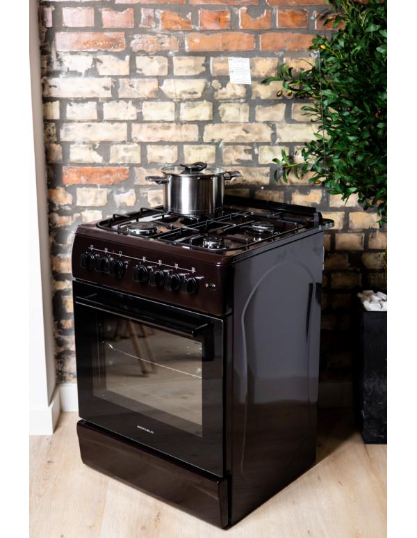 Кухонна плита GRUNHELM AG6612BR