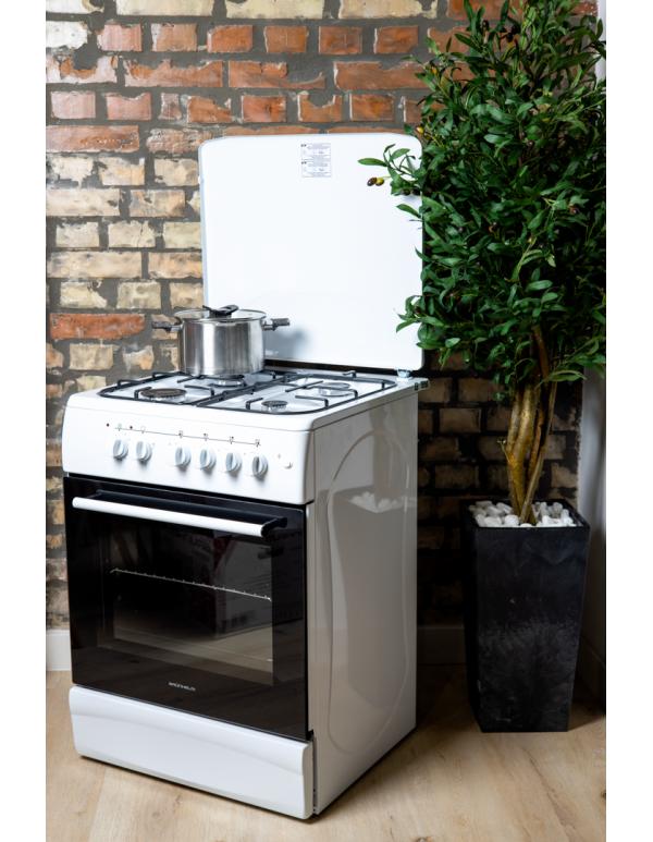 Кухонна плита GRUNHELM AM6601W